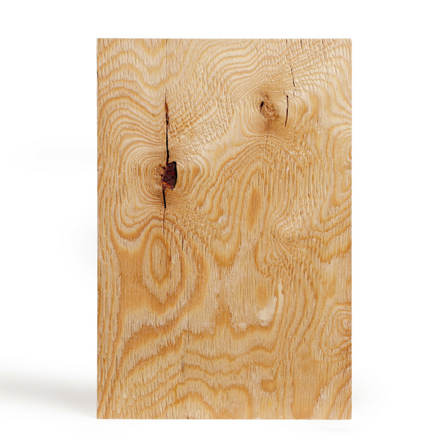 Image showing the face of Bratsk softwood plywood