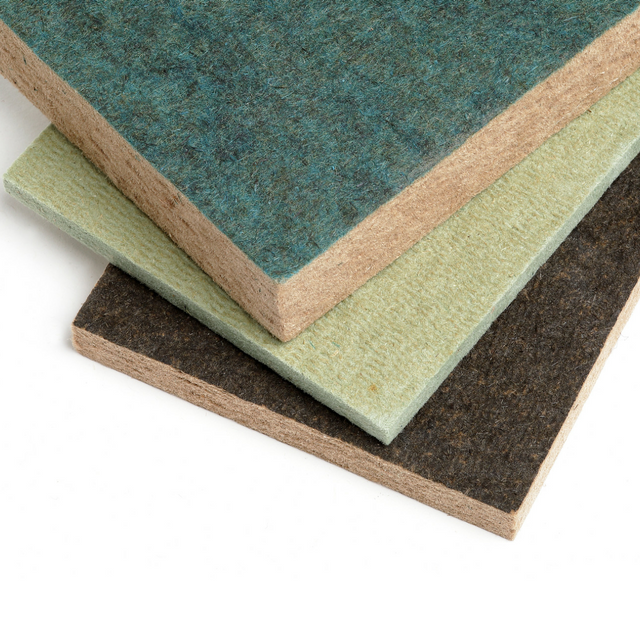 Image showing the different softboard we supply