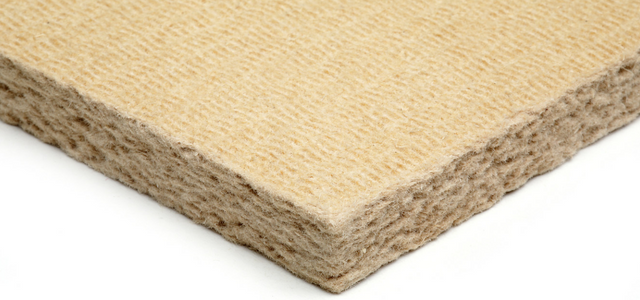 Softboard close up image